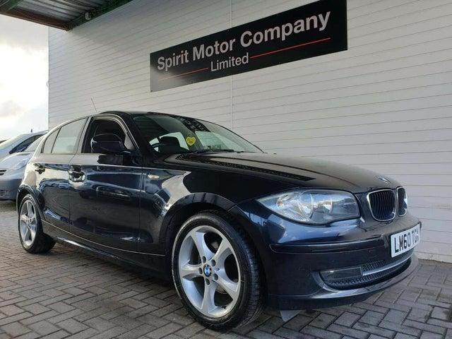 2010 BMW 1 Series 2.0TD 116d Sport 5d (60 reg)
