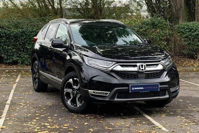 2019 Honda CR-V 1.5 VTEC TURBO SR (193ps) CVT (19 reg)