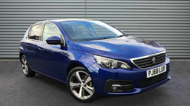 2018 Peugeot 308 1.2 PureTech Tech Edition EAT8 (68 reg)