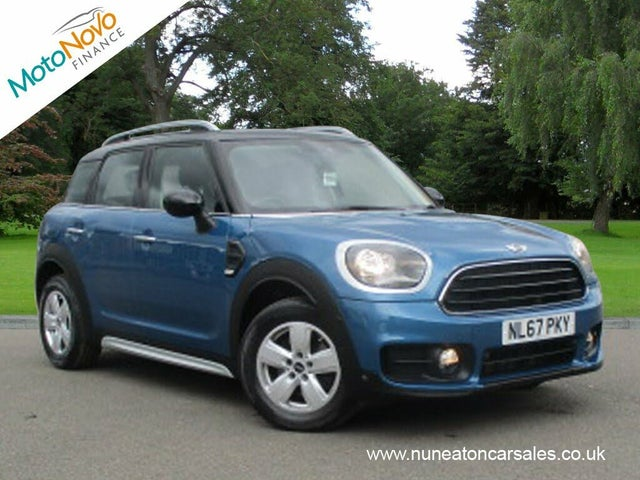 2017 MINI Countryman 1.5 Cooper (s/s) (67 reg)