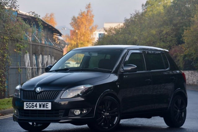 2014 Skoda Fabia 1.2 Black Edition Hatchback (64 reg)