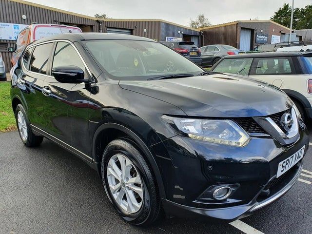 2017 Nissan X-Trail 1.6 DIG-T Acenta (Smart Vision Pack)(Tech Pack) (17 reg)