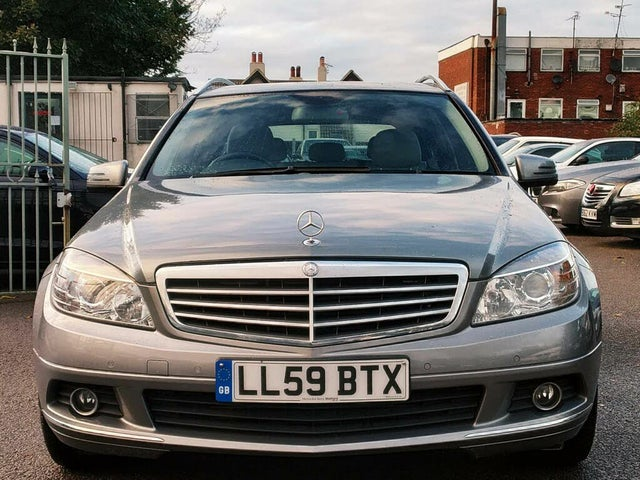 2009 Mercedes-Benz C-Class 1.6 C180 Kompressor Elegance Estate 5d auto (59 reg)