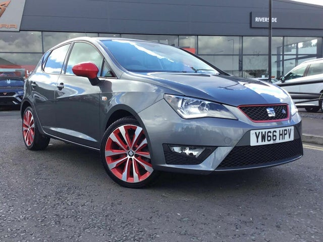 2017 Seat Ibiza 1.2 TSI FR Red Edition Technology Hatchback 5d (66 reg)