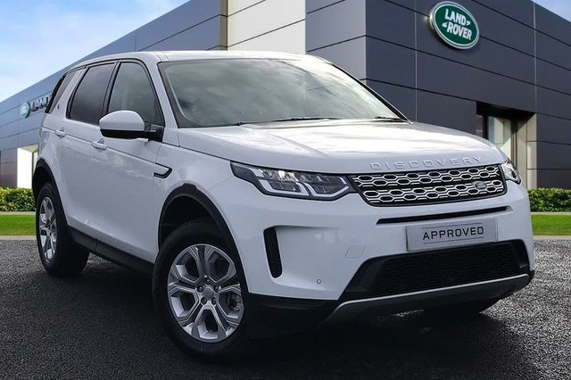 2020 Land Rover Discovery Sport 2.0 D180 S (20 reg)