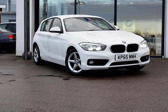 2015 BMW 1 Series 1.5 118i SE 5d Auto (65 reg)
