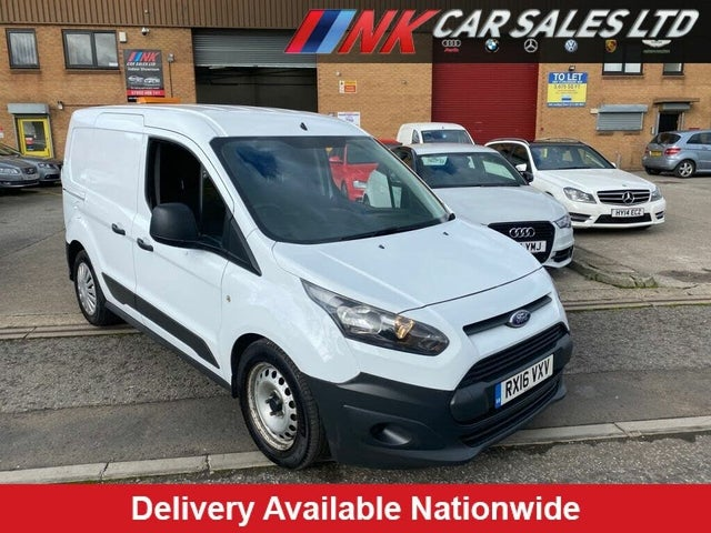 2016 Ford Transit Connect 1.6TDCi L1 Panel (16 reg)