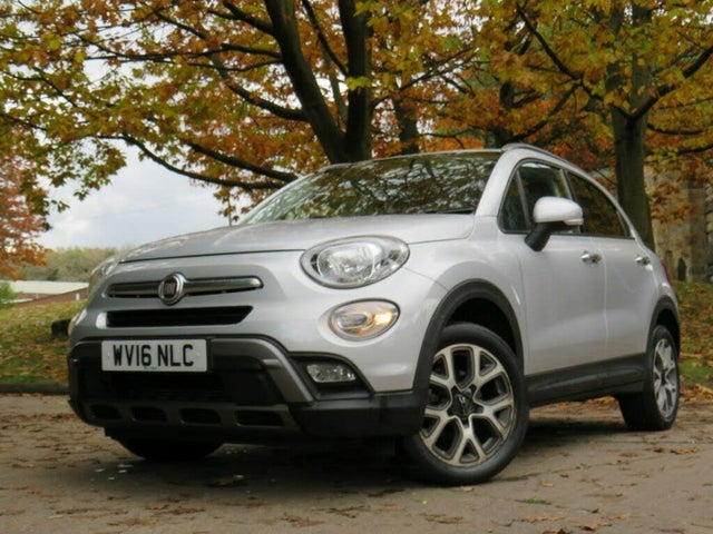 2016 Fiat 500X 1.4 MultiAir Cross (140bhp) (16 reg)