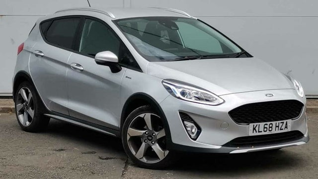 2019 Ford Fiesta 1.0T Active 1 (100ps) (s/s) (68 reg)