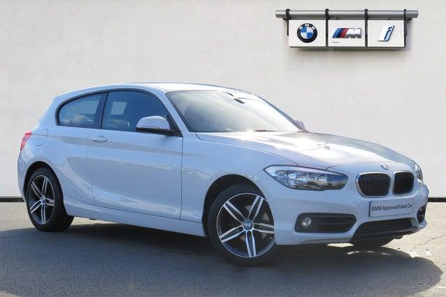 2018 BMW 1 Series 2.0TD 118d Sport 3d (67 reg)