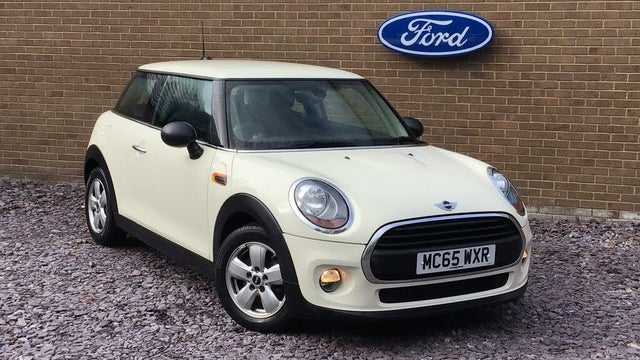 2015 MINI Cooper 1.2 One 3d (65 reg)