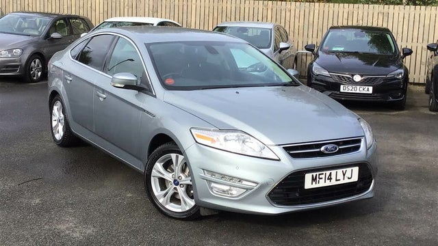 2013 Ford Mondeo 2.0TDCi Titanium X Business (163ps) Hatchback Powershift (14 reg)