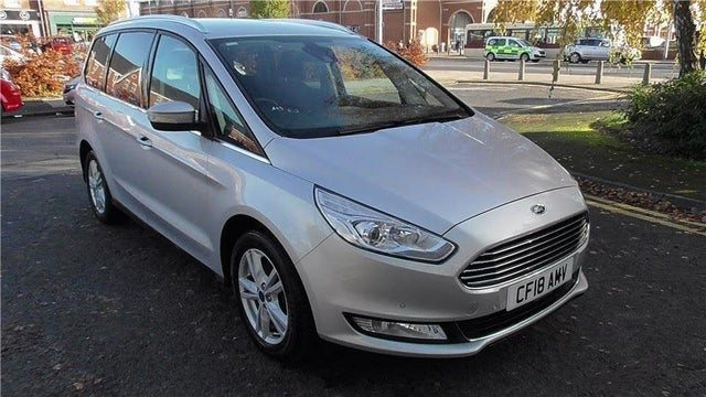 2018 Ford Galaxy 2.0TDCi Titanium (150ps) (18 reg)