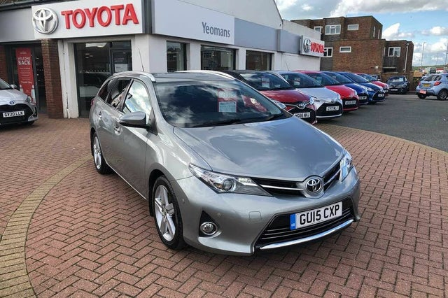 2015 Toyota Auris 1.6 Excel Touring Sports (15 reg)