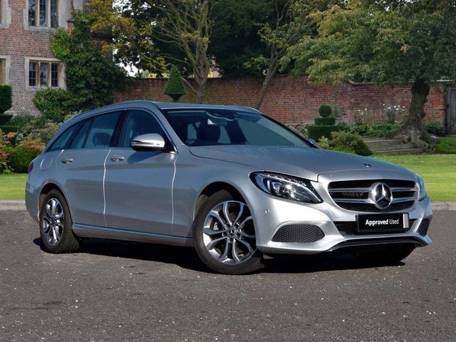 2018 Mercedes-Benz C-Class 2.1d C220d Sport (s/s) Estate 5d 4MATIC 9G-Tronic Plus (18 reg)