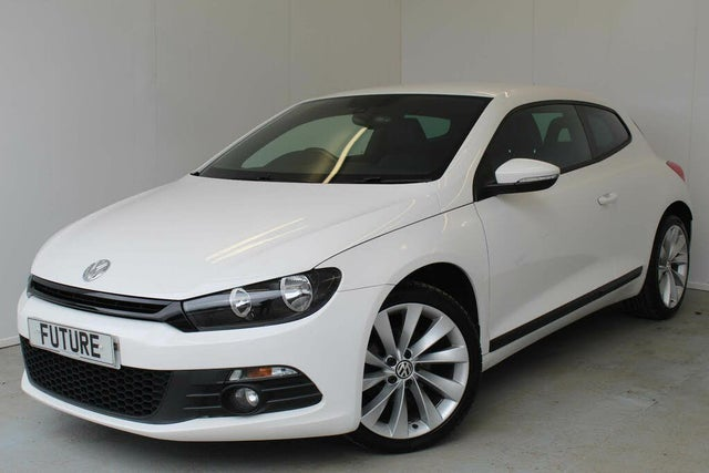 2014 Volkswagen Scirocco 2.0TD GT (140ps) BlueMotion Tech Coupe (14 reg)
