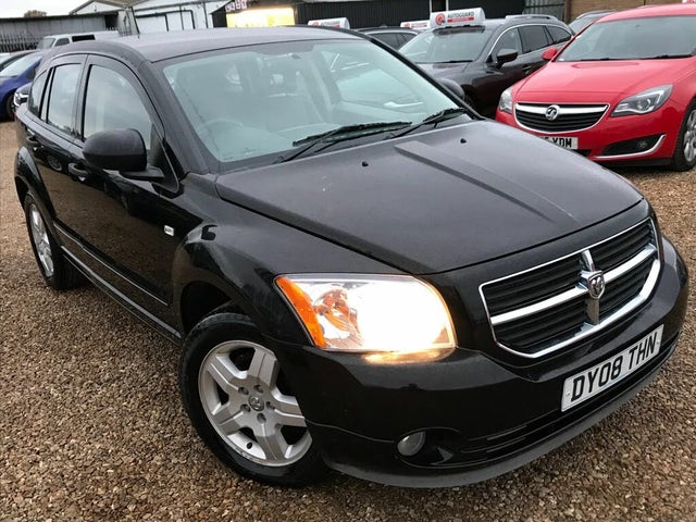 2008 Dodge Caliber 2.0 SXT (08 reg)