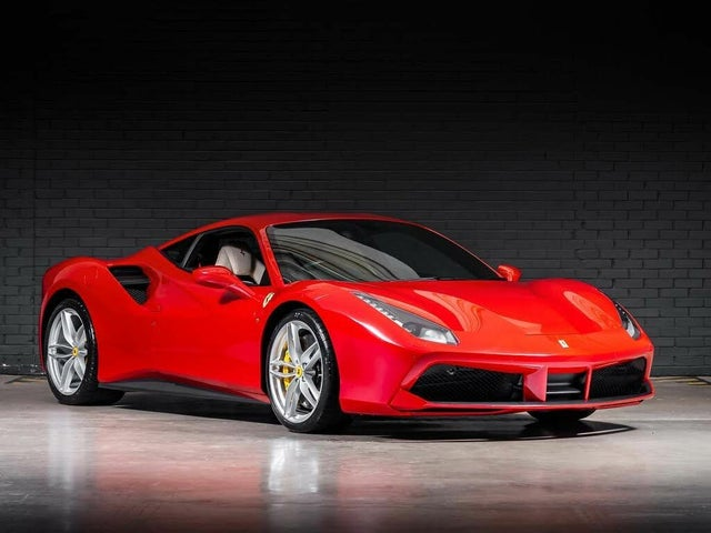2017 Ferrari 488 3.9 488 GTB (67 reg)