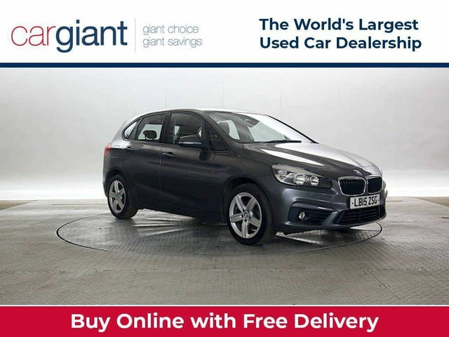 2015 BMW 2 Series 1.5 218i Sport Active Tourer 5d (15 reg)