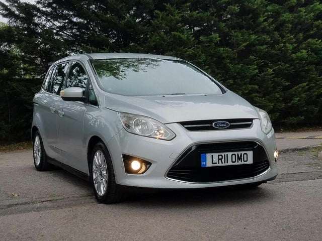 2011 Ford Grand C-MAX 1.6 Titanium 125 7seats (11 reg)