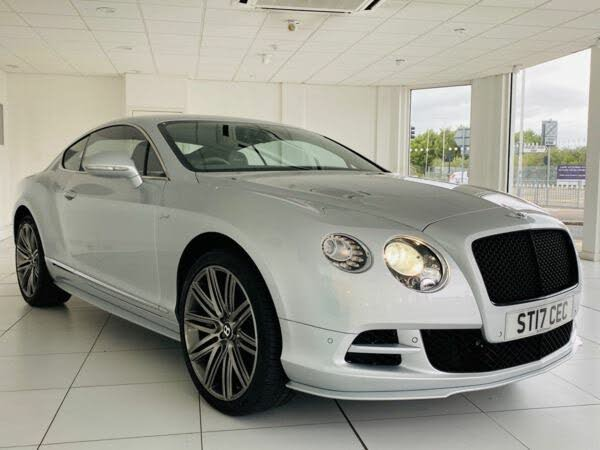 2016 Bentley Continental 6.0 GT Speed 4X4 Coupe (17 reg)