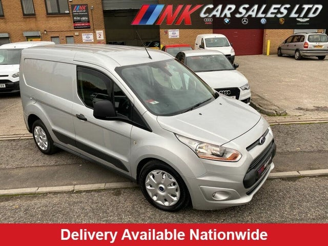 2014 Ford Transit Connect 1.6TDCi L1 Trend 220 Panel (14 reg)