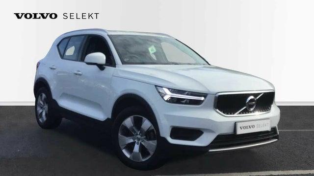2019 Volvo XC40 2.0TD D3 Momentum AWD Geartronic (19 reg)
