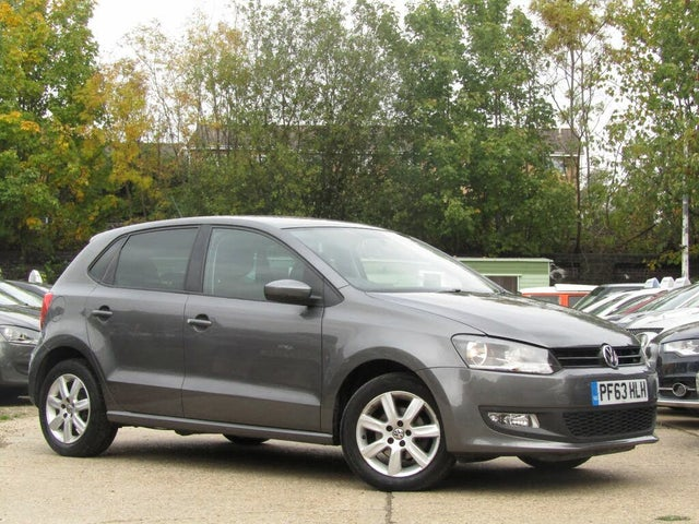 2013 Volkswagen Polo 1.2 Match Edition (60ps) 5d (63 reg)