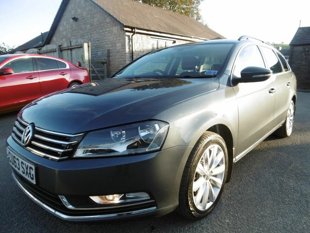 2013 Volkswagen Passat 1.6TD Highline (105ps) Estate 5d (63 reg)