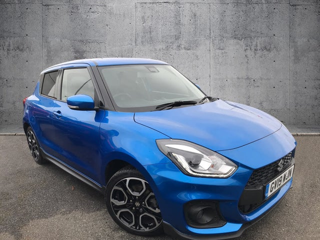 2019 Suzuki Swift 1.4 Boosterjet Sport (19 reg)