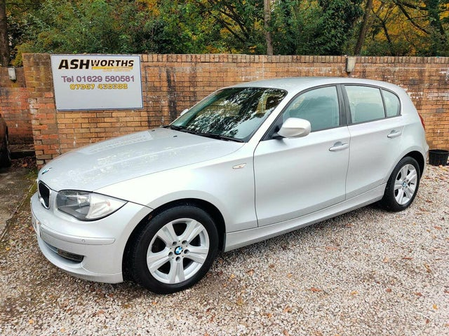 2011 BMW 1 Series 2.0TD 118d SE Hatchback 5d (11 reg)