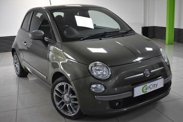 2011 Fiat 500 1.2 500byDIESEL (11 reg)