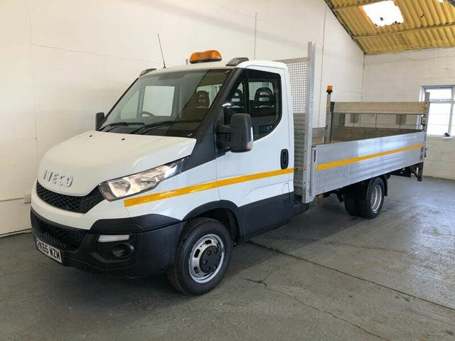 2015 Iveco Daily C Class 2.3TD 35C13 3750 Chassis Cab (65 reg)