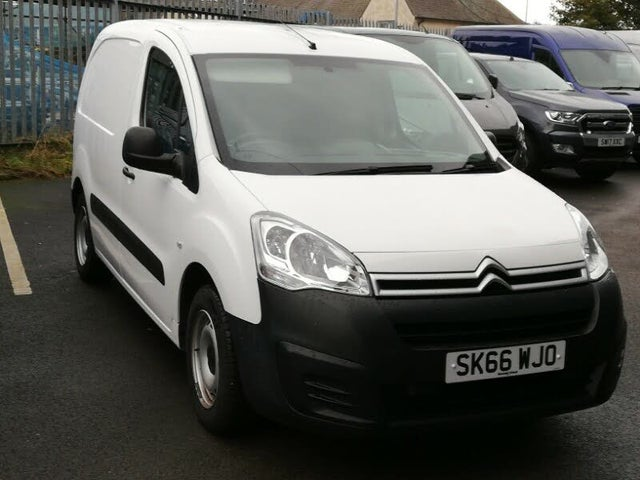 2016 Citroen Berlingo 1.6TD L1 625 X 1.6BlueHDi (75)(EU6) Panel (66 reg)