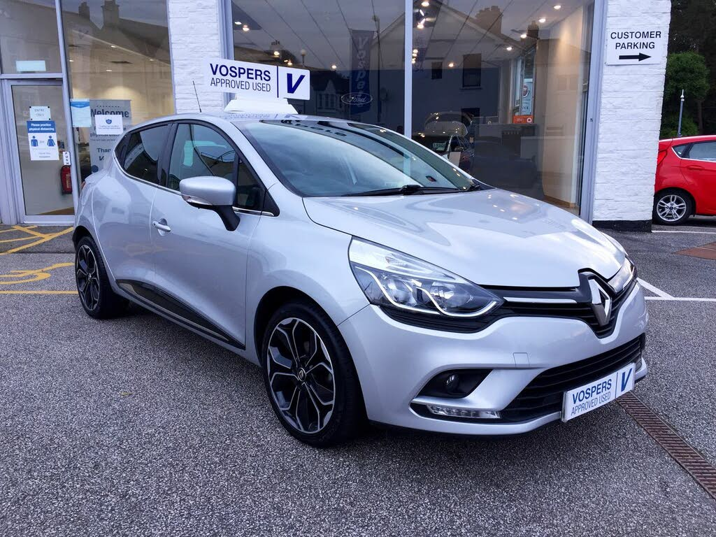 Used 2020 Renault Clio For Sale Right Now Cargurus