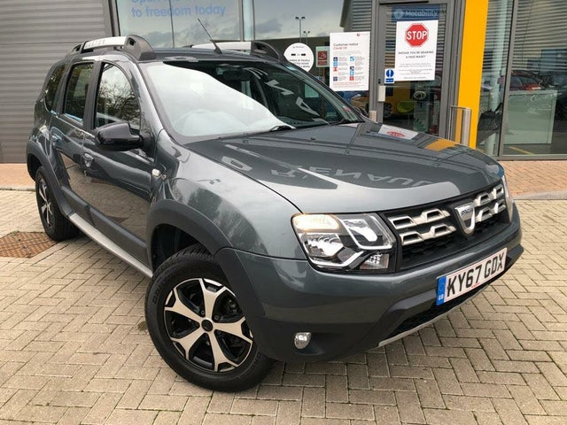 2017 Dacia Duster 1.5dCi SE Summit (67 reg)
