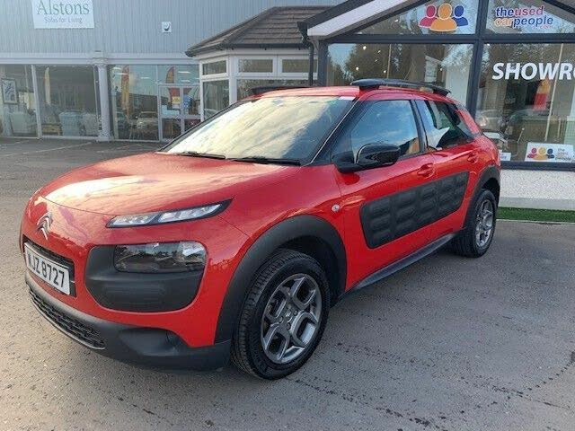 2015 Citroen C4 Cactus 1.2 Feel 82 (Z8 reg)