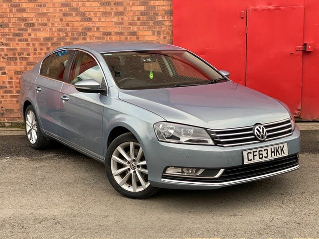 2014 Volkswagen Passat 2.0TDI Executive (140ps) Saloon 4d (63 reg)