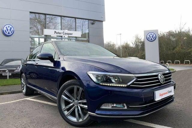2018 Volkswagen Passat 1.4 TSI GT (150ps) Saloon 4d DSG (18 reg)