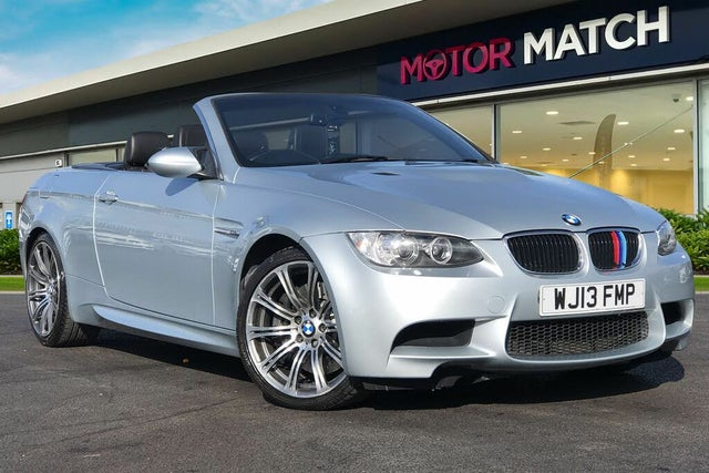 2013 BMW 3 Series 4.0 M3 Convertible DCT (13 reg)