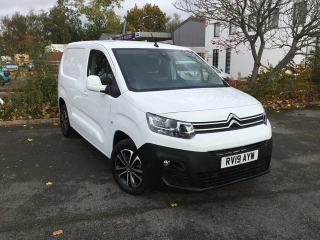 2019 Citroen Berlingo 1.6BlueHDi 1000 Driver (19 reg)