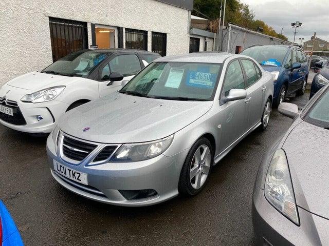 2011 Saab 9-3 1.9TD Turbo Edition 1.9TTiD (160ps) Saloon 4d auto (11 reg)