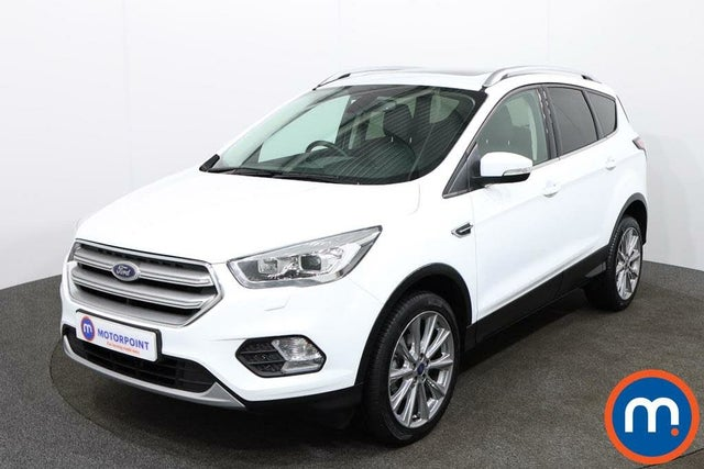2019 Ford Kuga 1.5T Titanium X Edition (150ps) (69 reg)