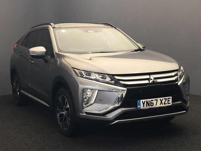 2018 Mitsubishi Eclipse Cross 1.5 4 Auto (67 reg)
