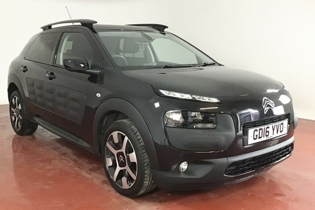 2016 Citroen C4 Cactus 1.2 PureTech Flair (82ps) (s/s) ETG (16 reg)