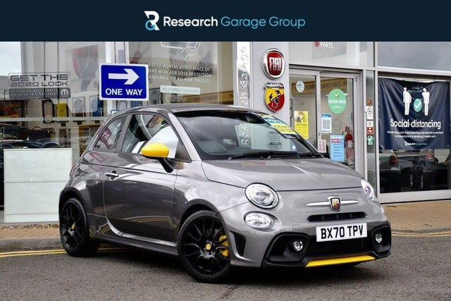 2020 Abarth 595 1.4 Tjet Pista 70th (70 reg)