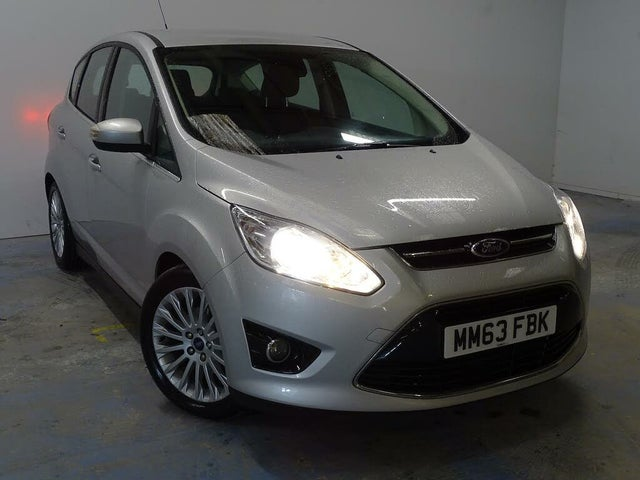 2014 Ford C-MAX 1.0 Titanium (100ps) (63 reg)