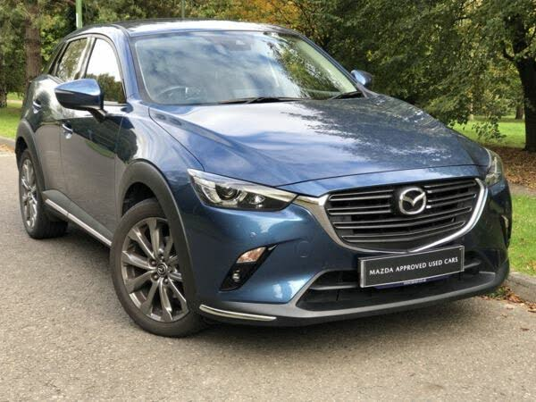 2018 Mazda CX-3 2.0 Sport Nav+ (121ps) (2WD)(s/s) (68 reg)