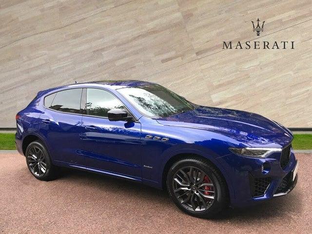 2020 Maserati Levante 3.0TD GranSport Nerissimo Pack (70 reg)