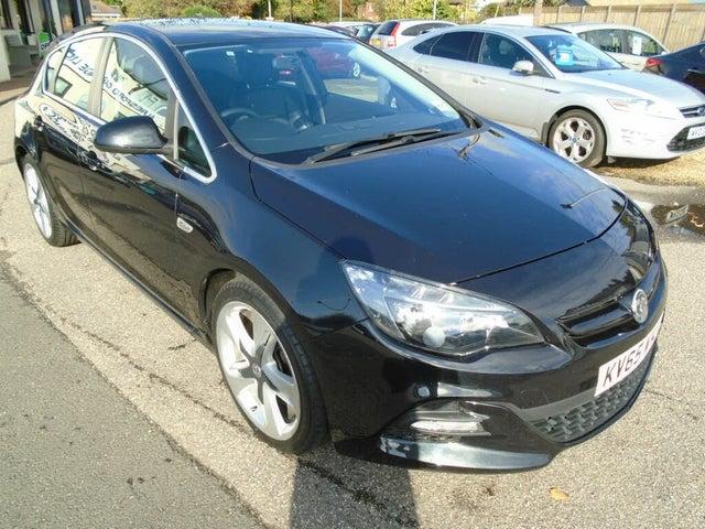 2015 Vauxhall Astra 1.4 Limited Edition (65 reg)